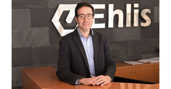Javier Claver, director de marketing y compras de Ehlis.