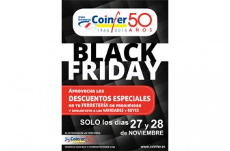 Coinfer se suma al Black Friday