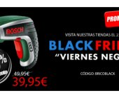 BricoFermín también se apunta al Black Friday