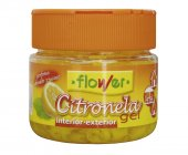 Flower: repelente de mosquitos Citronela Gel