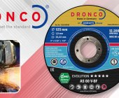 Dronco: disco de corte AS 60 V Evolution Express
