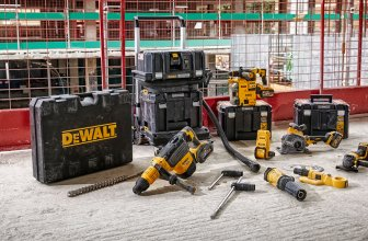 DEWALT: sistema Perform & Protect