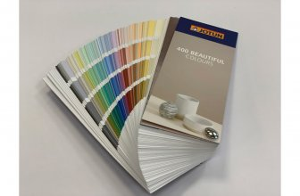 "Jotun: nueva carta ""400 Beautiful Colours"""