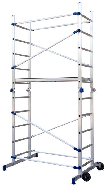 Ktl Ladders Andamio Escalera Plegable Multiusos Pinna