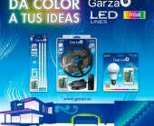 Garza: nueva gama Led Lines RGB, para 'dar color a tus ideas'